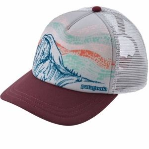 NWT Patagonia Women's Trucker Hat